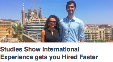Int Experience Gets You Hired Faster