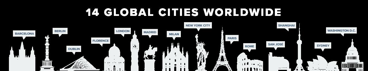 Internship Program Locations