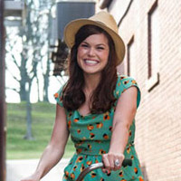 Lauren from Truman State University